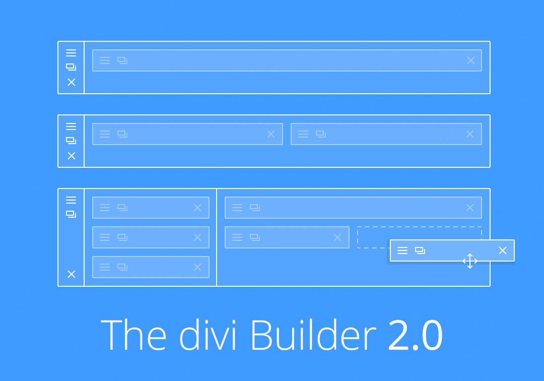The divi Building 2.0