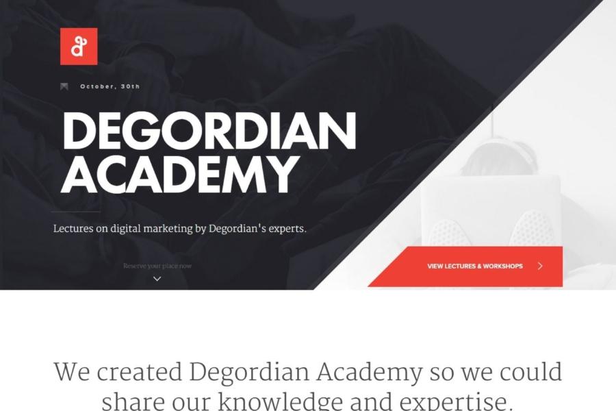 Degordian Academy