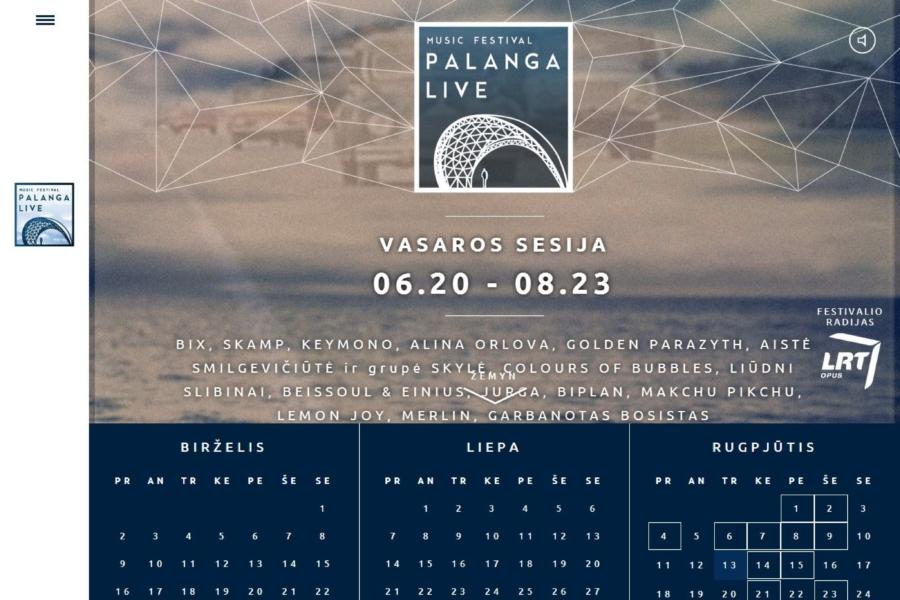 Palanga Live Music Festival